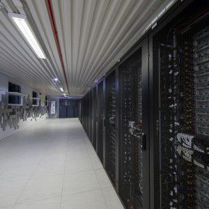 Time4VPS server room
